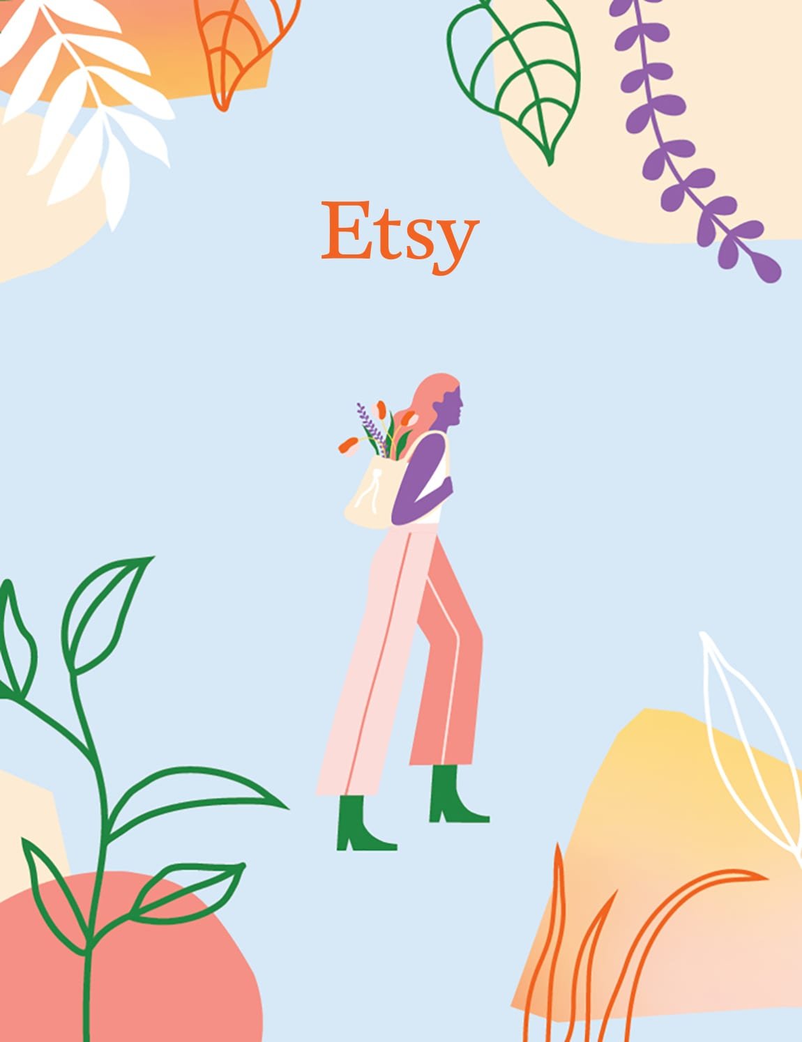 Etsy Booklet Cover