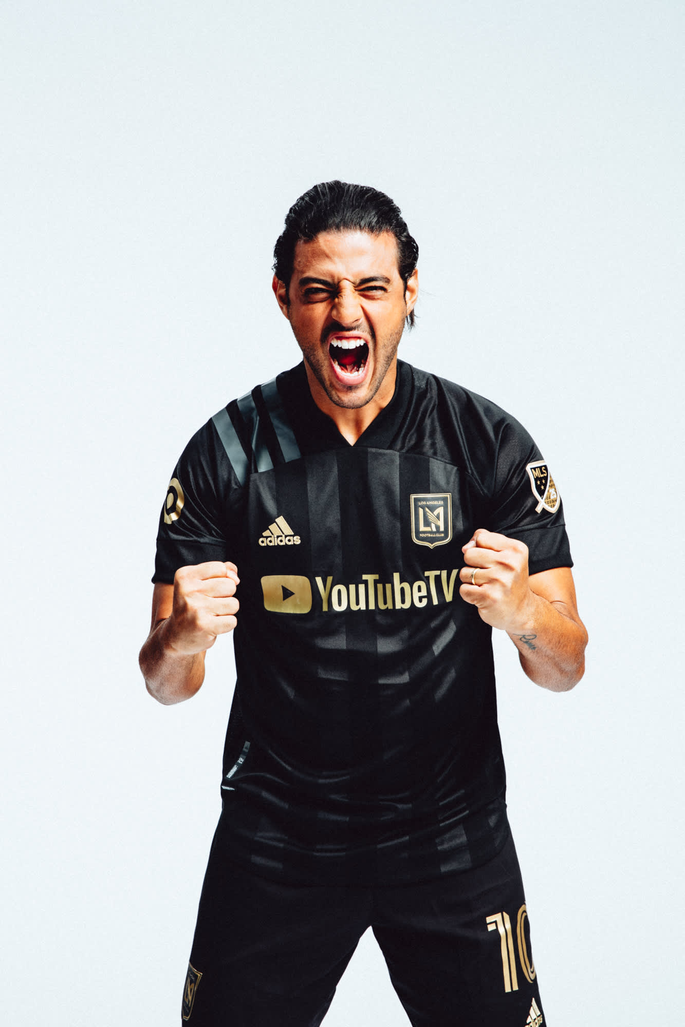 Major League Soccer Brand Shoot