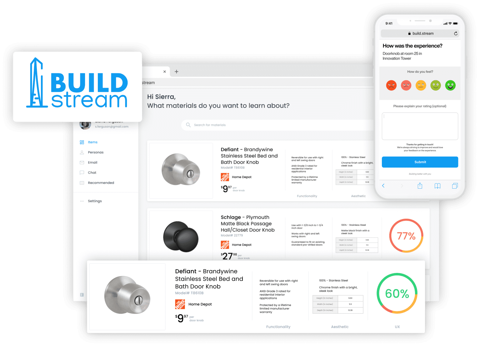 BuildStream - SaaS for Commercial Real Estate