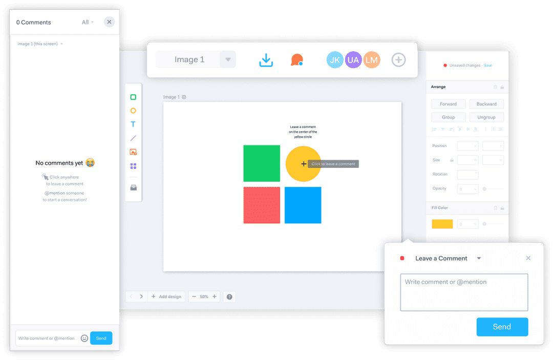 Marvel - Redesigning the collaboration experience