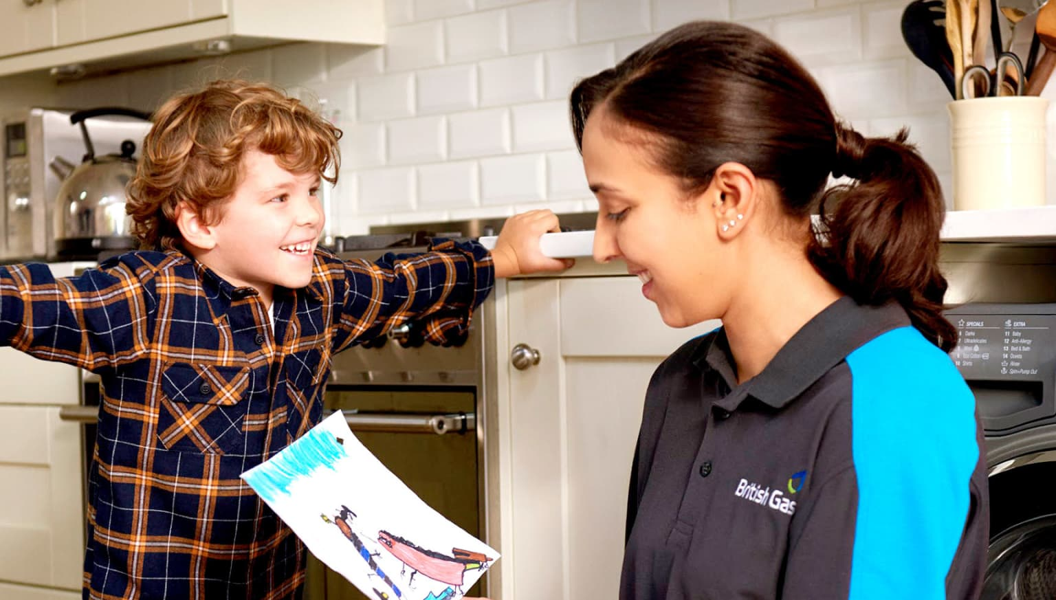 British Gas new generation web