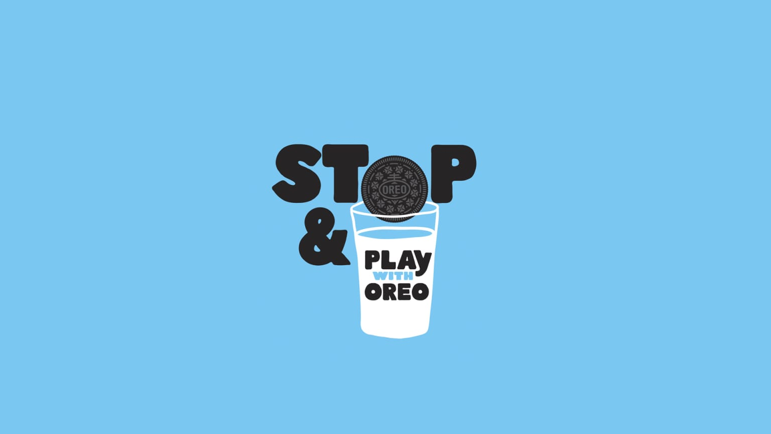 Stop & Play with Oreo