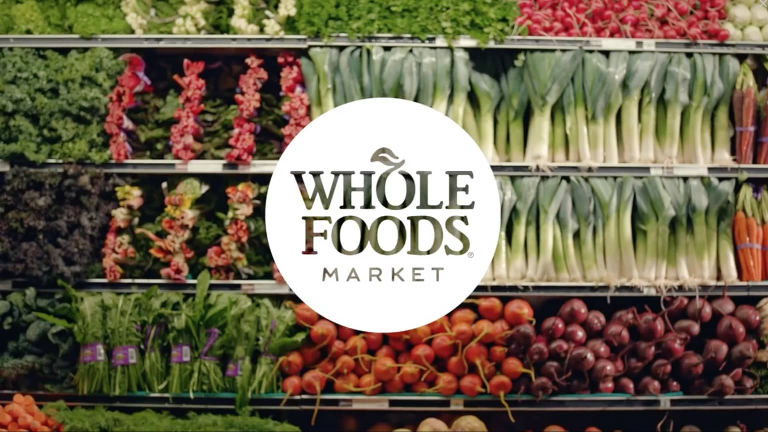 """Whole Foods """"Eat Real Food"""""""