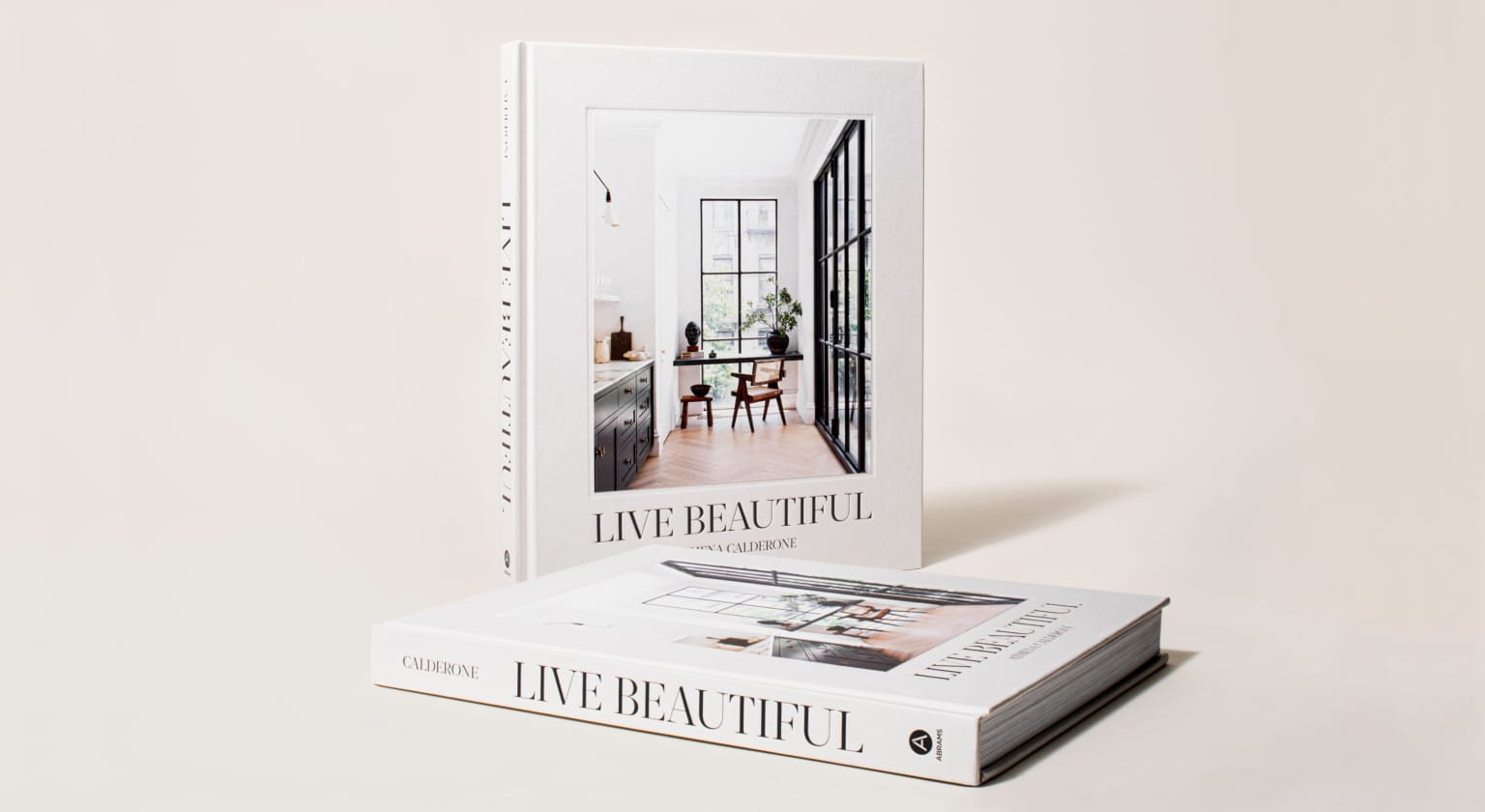 Live Beautiful Book Design