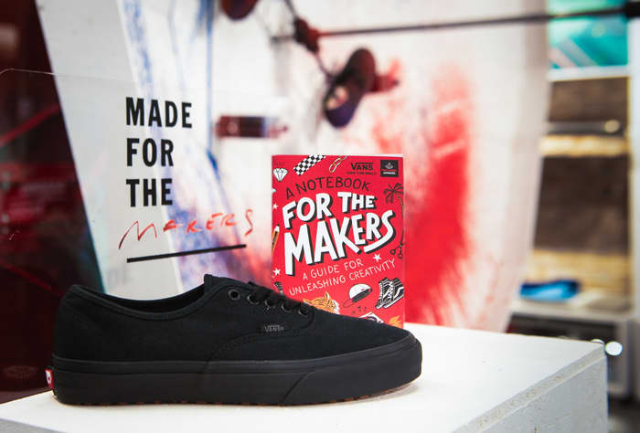 Vans Made for the Makers