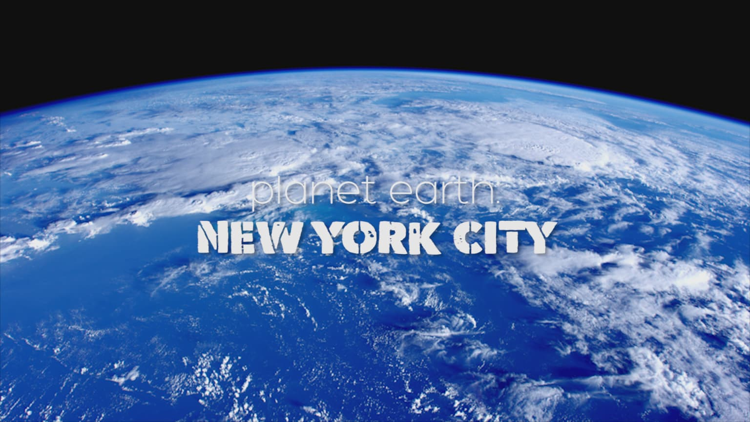 Planet Earth: NYC