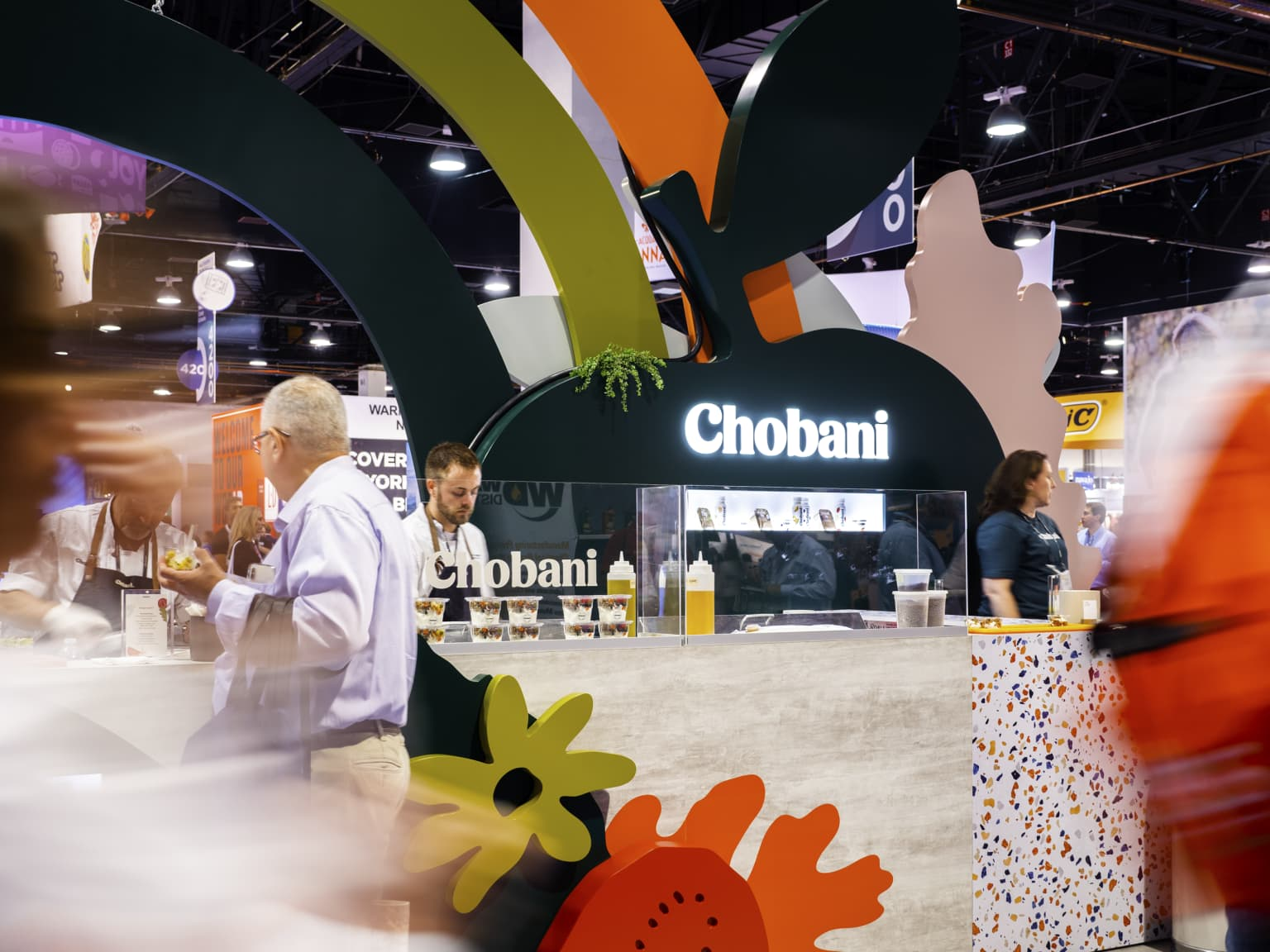Experiential Identity for Chobani