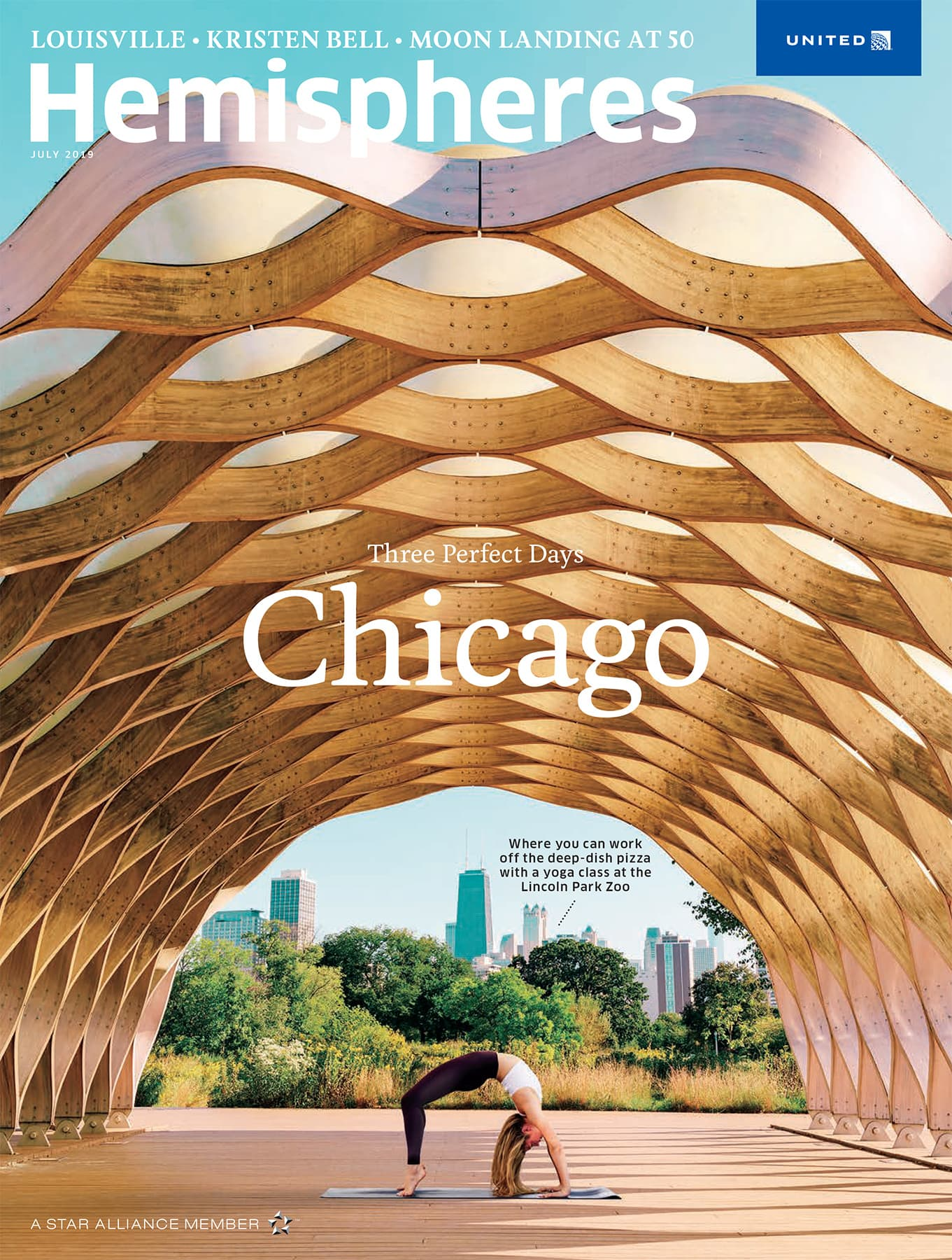 Hemispheres Cover Story - Chicago