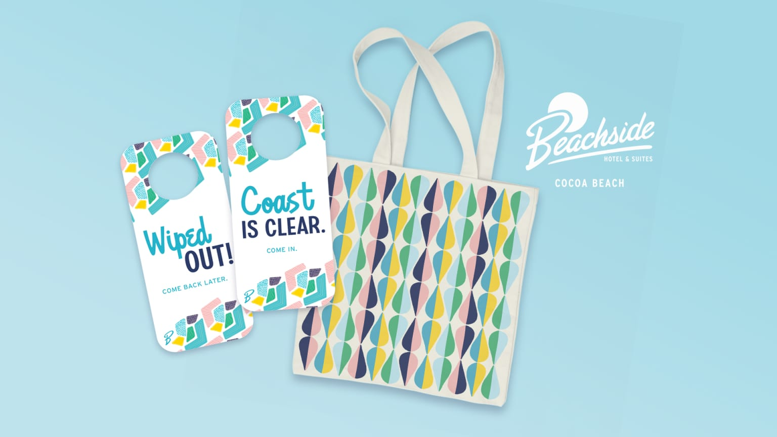 Beachside Hotel & Suites: Branding
