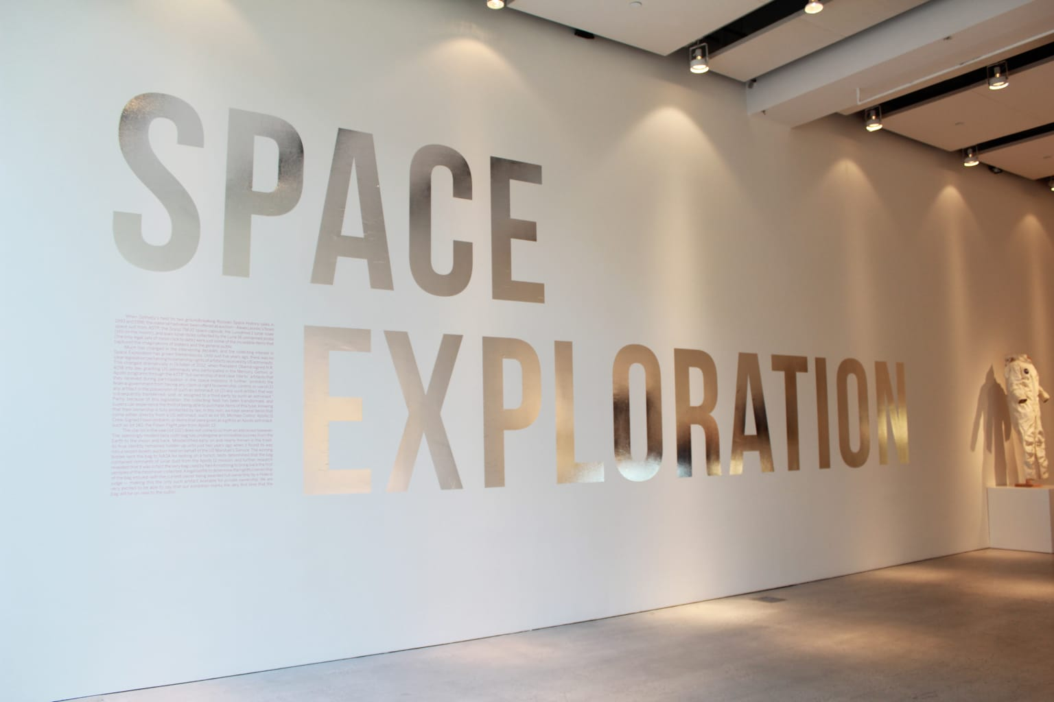 Sotheby's Space Exploration