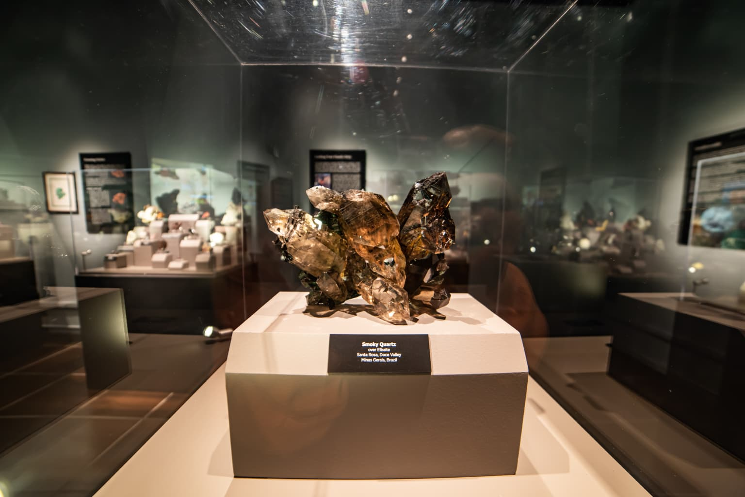 Spann Collection at the Tellus Science Museum