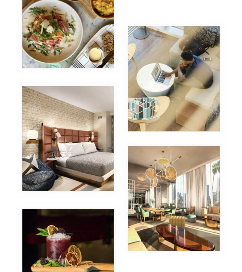 Hotel Client New Brand & Experience Design