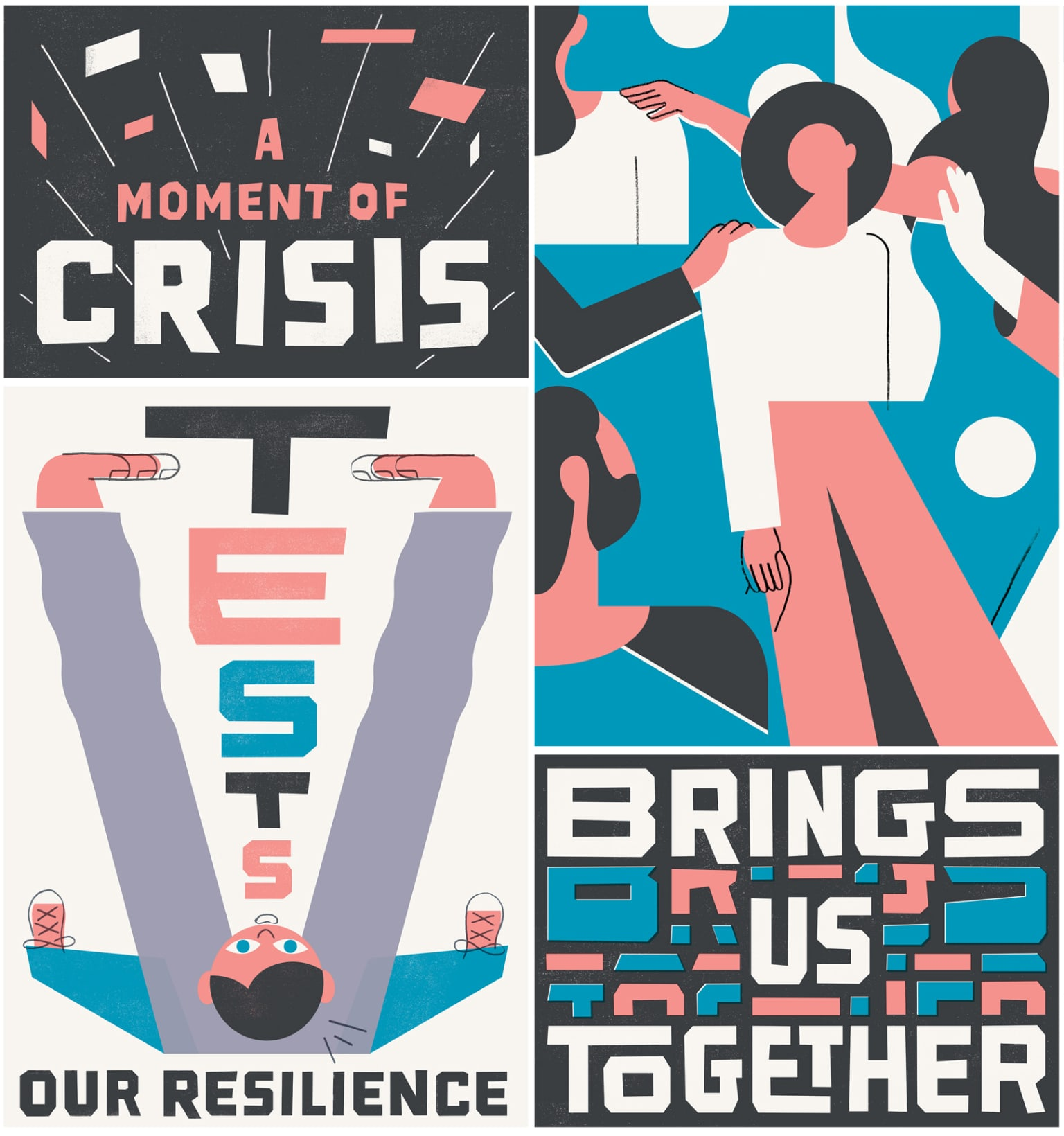 Facebook - Crisis Posters