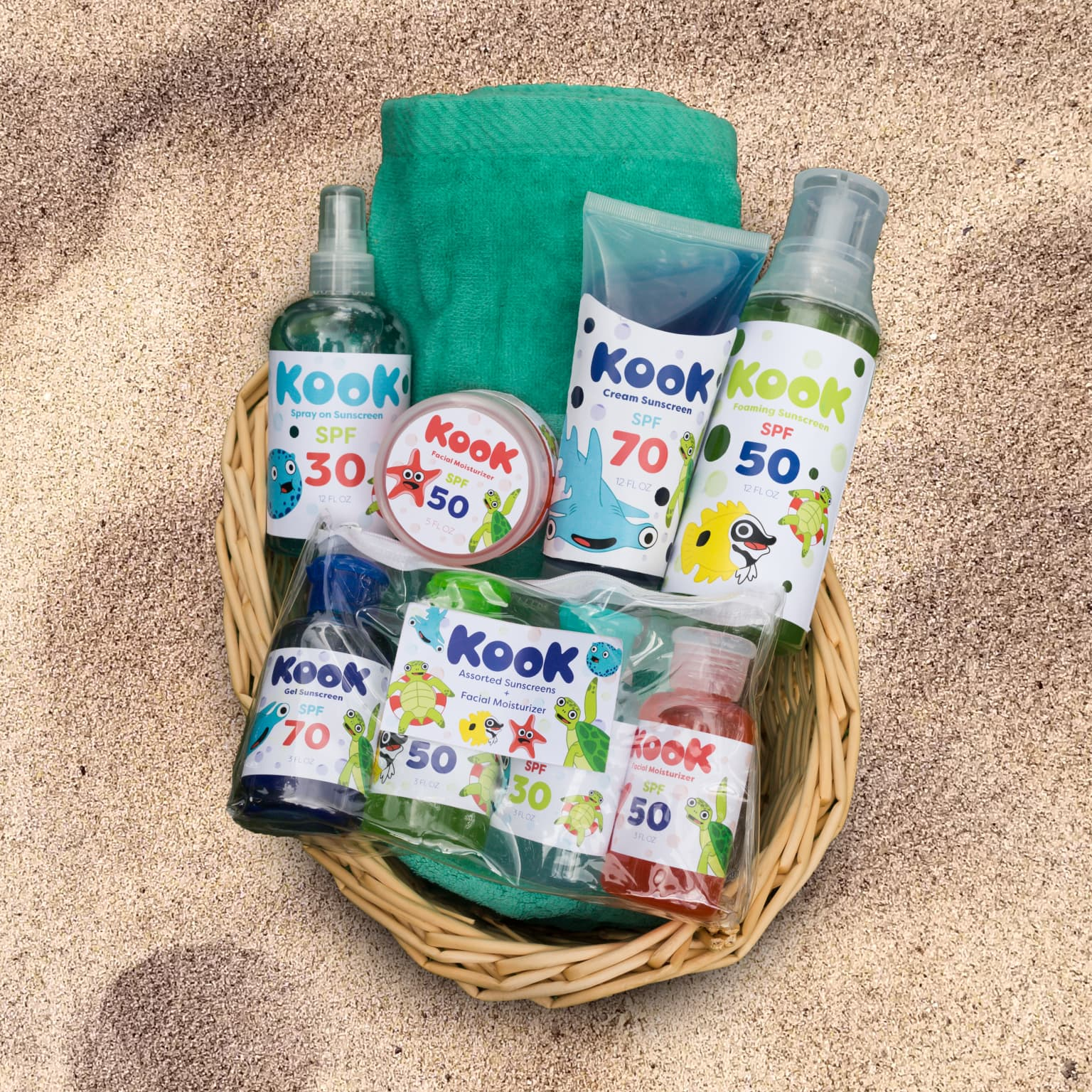 Kook Sunscreen