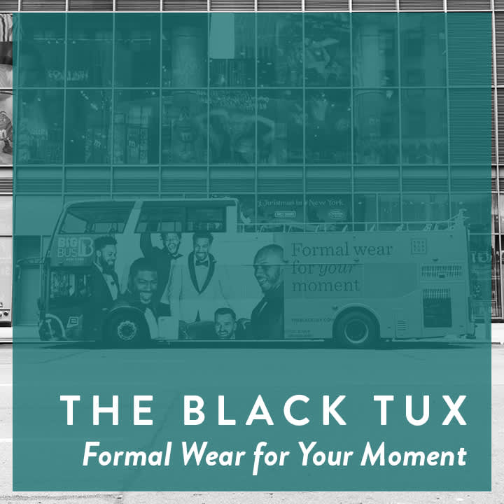 The Black Tux | Formal Wear for Your Moment