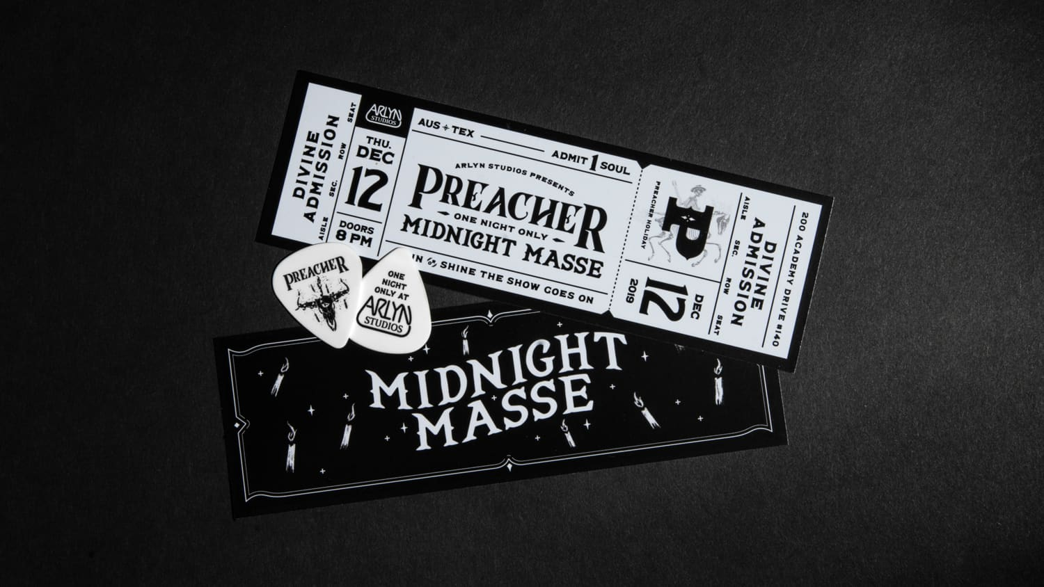 Preacher Midnight Masse