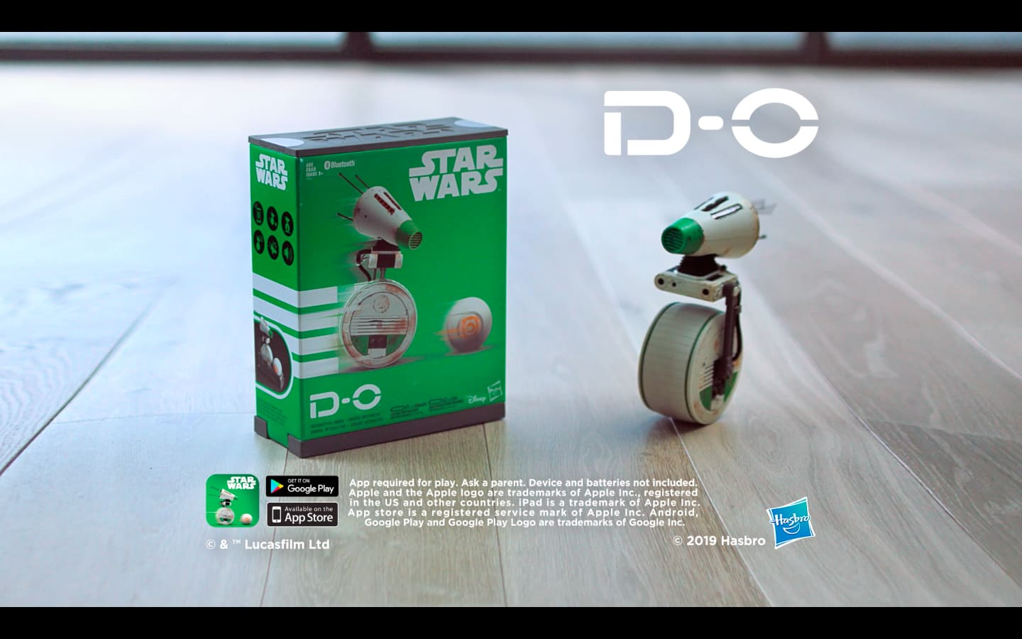Star Wars Hasbro Ultimate D-0 Droid TVC