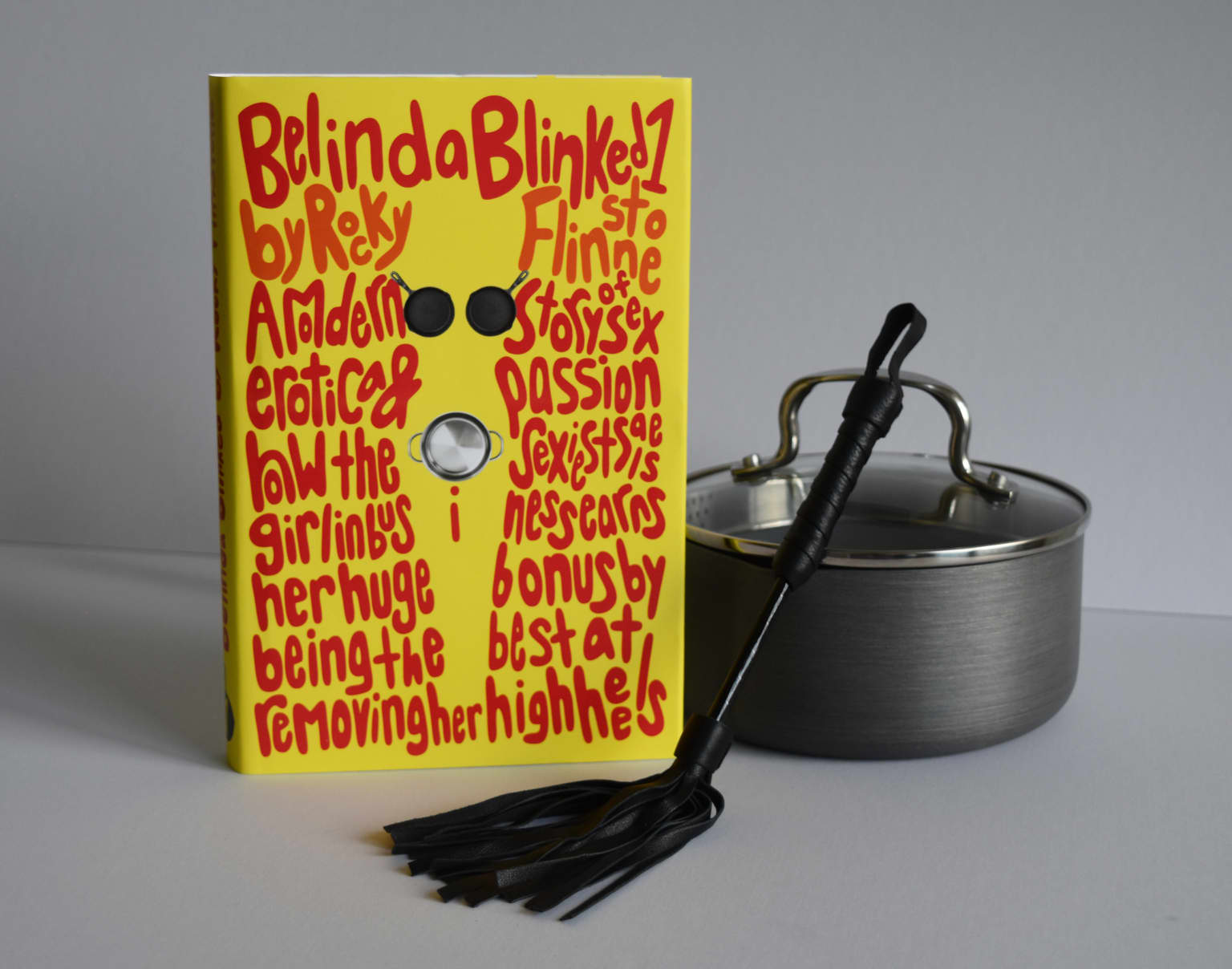 Belinda Blinked Book Covers