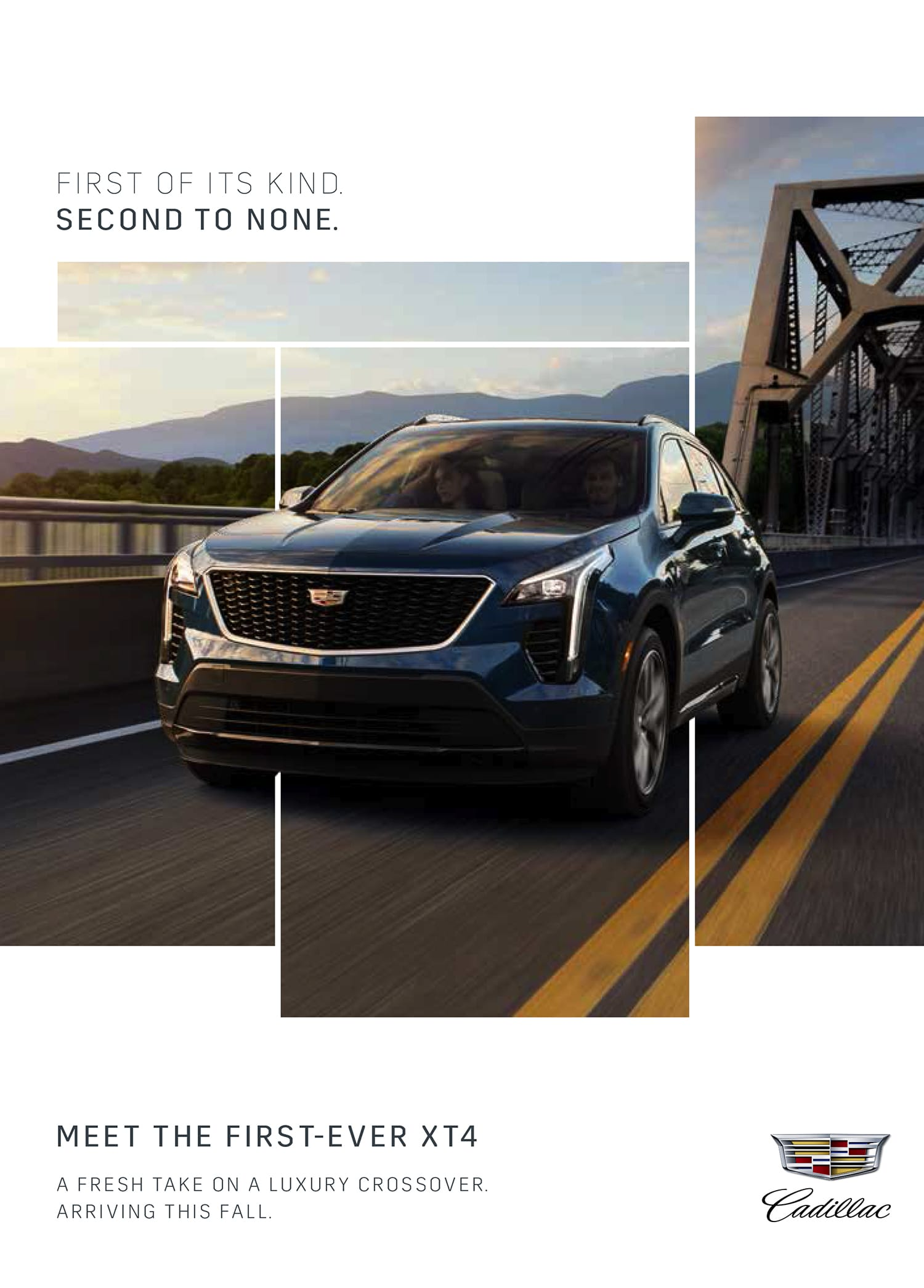 Cadillac XT4 Launch