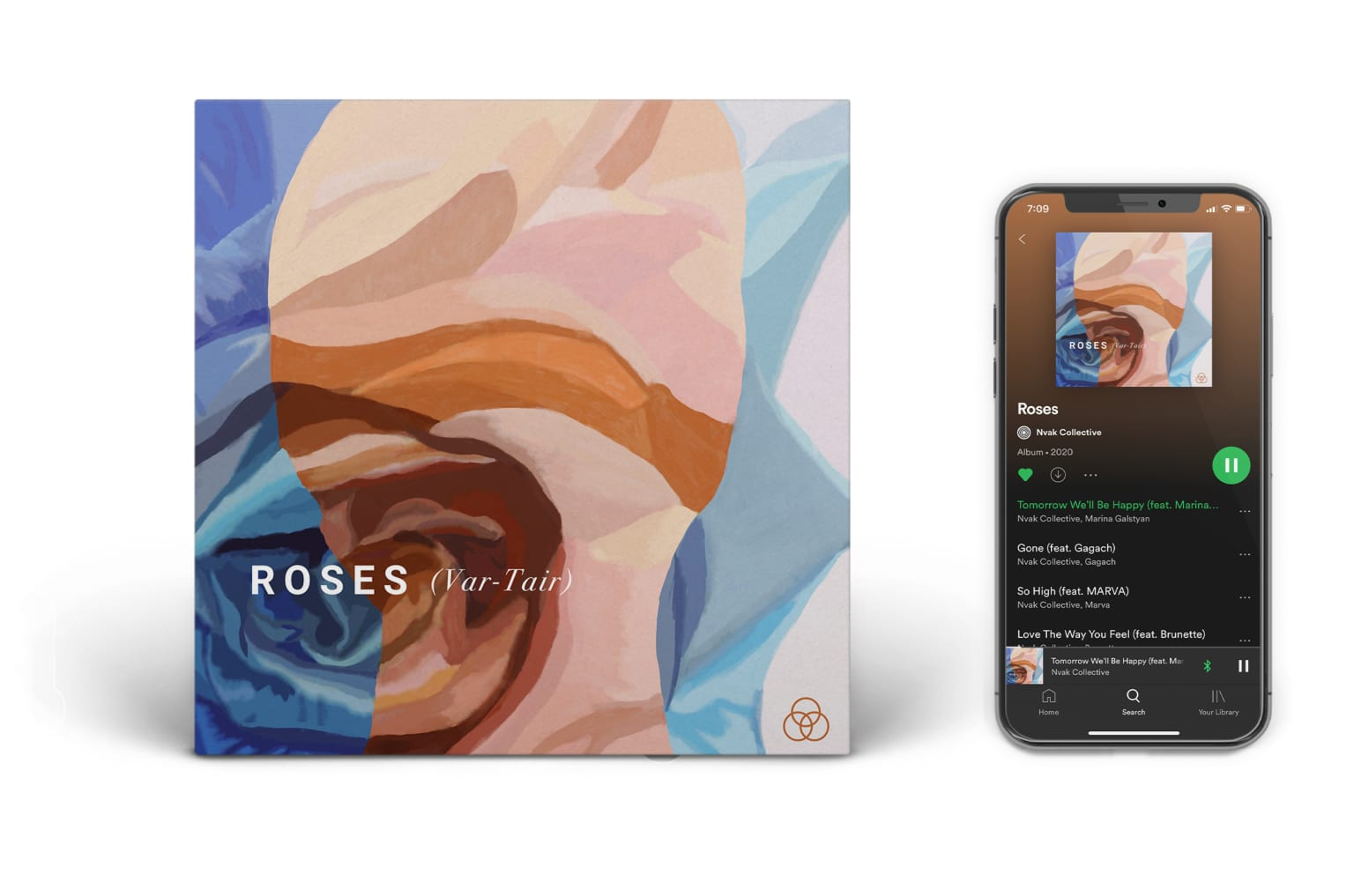 Roses Album Artwork