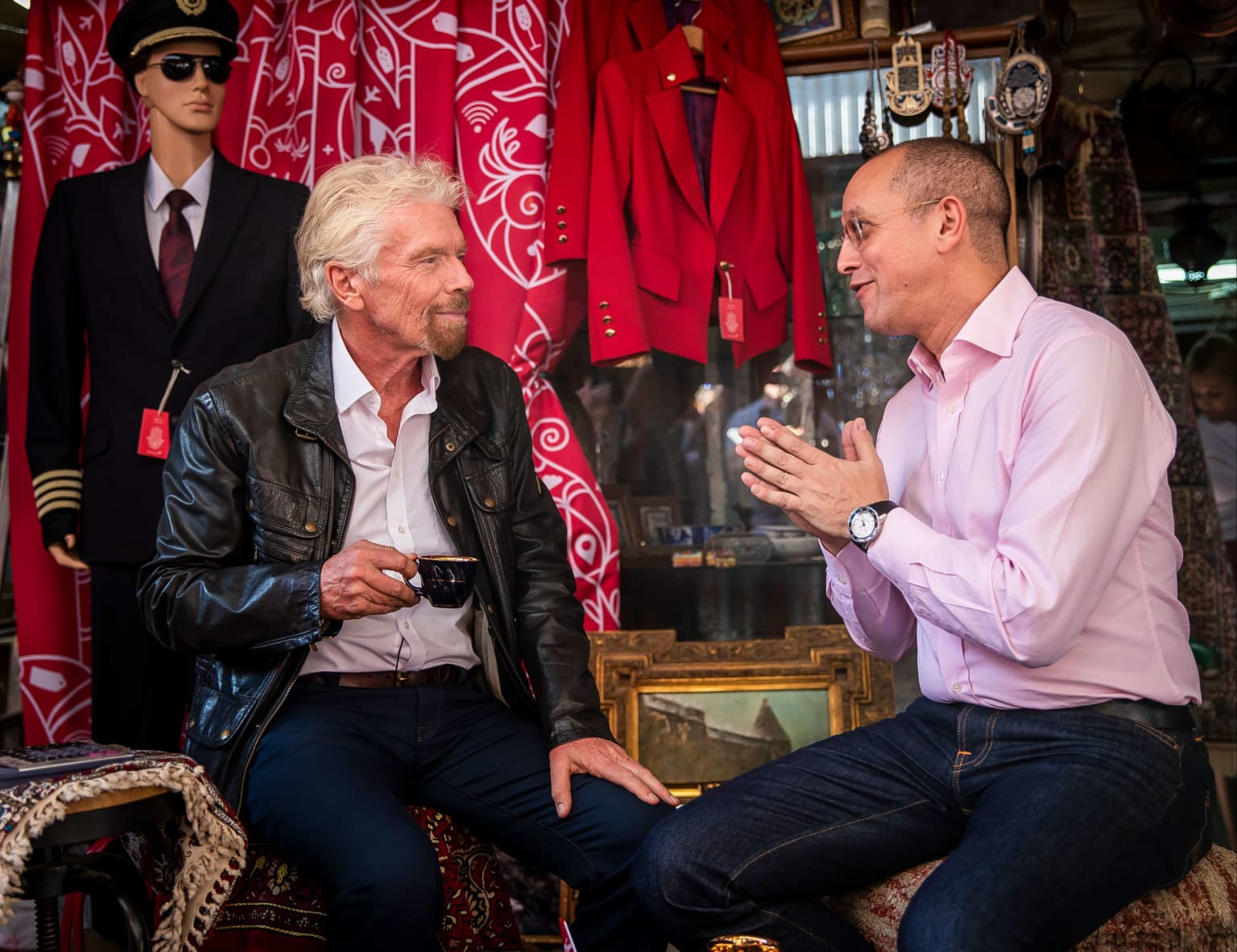 Virgin Atlantic - Turning an unknown outsider into the airline of choice