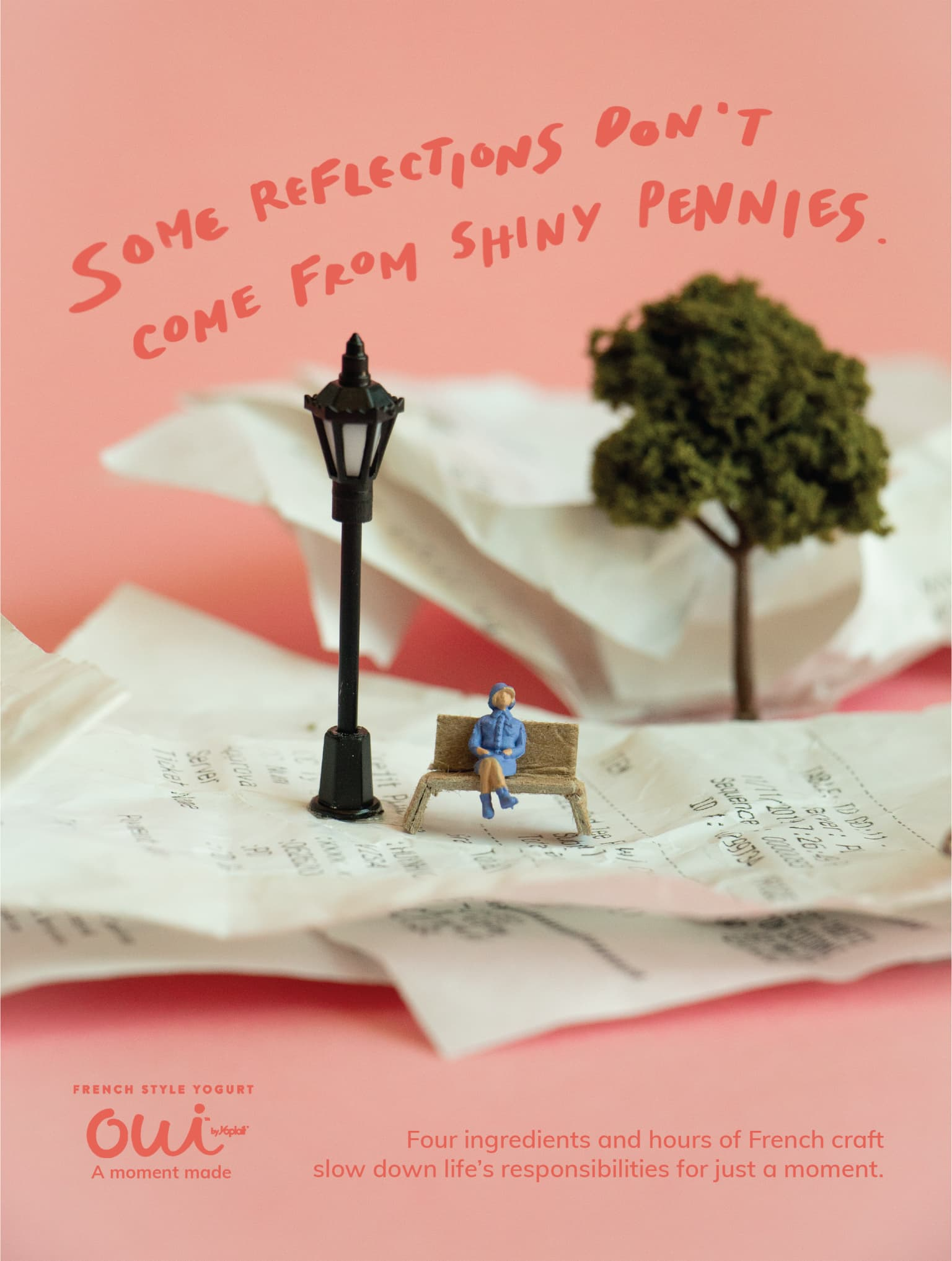 Oui by Yoplait - Student Advertising Campaign