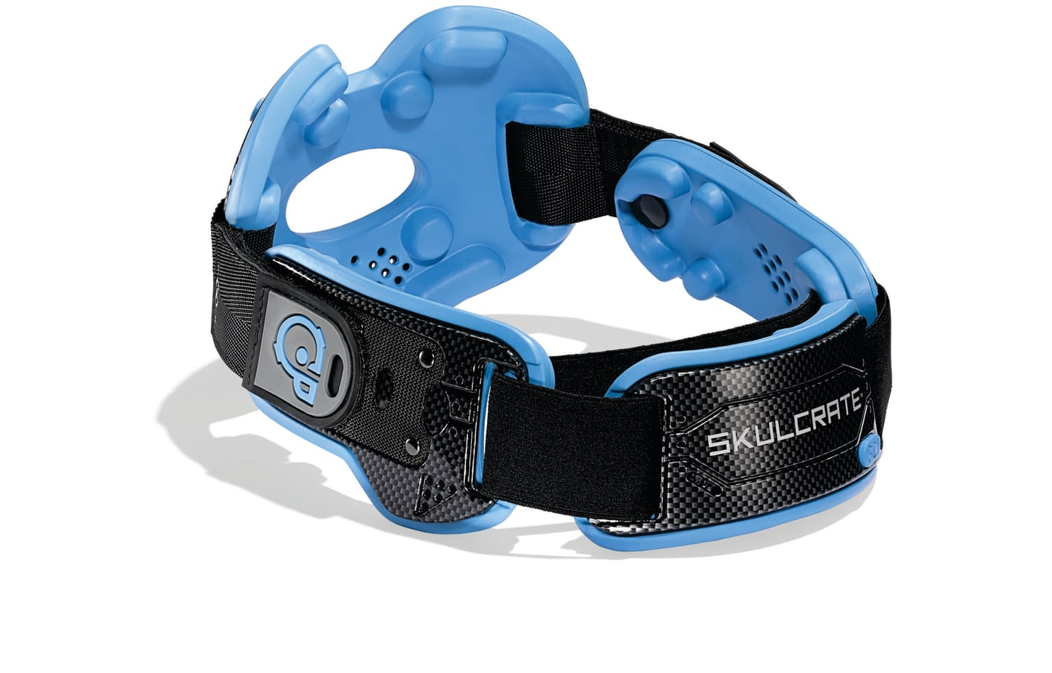 Skulcrate, impact attenuating soccer headgear