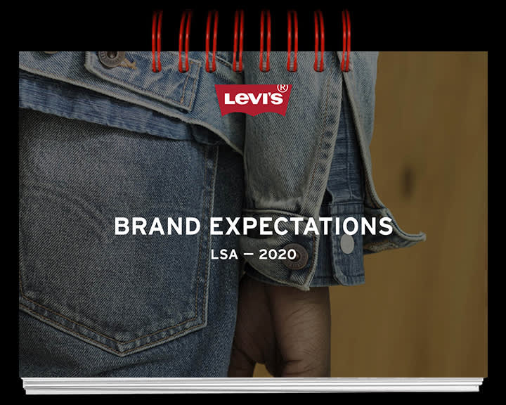 Levi's Brand Expectations