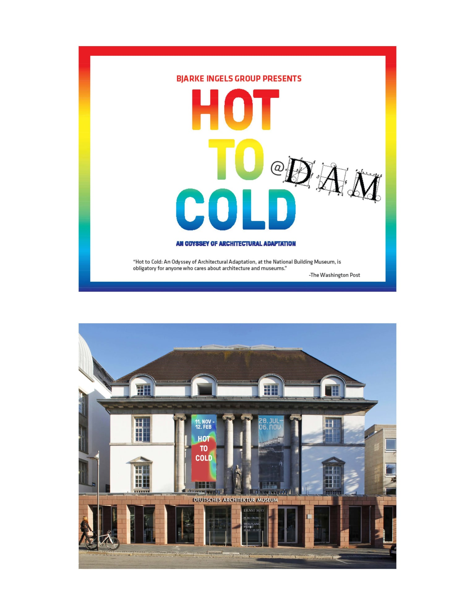 hot to cold