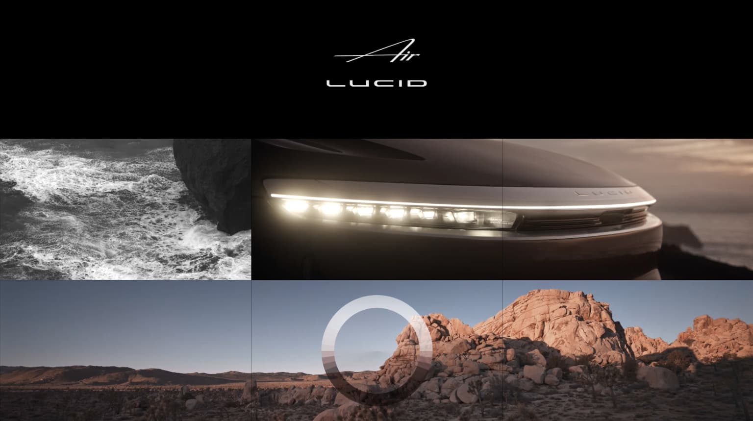 Lucid Motors Launch Experience