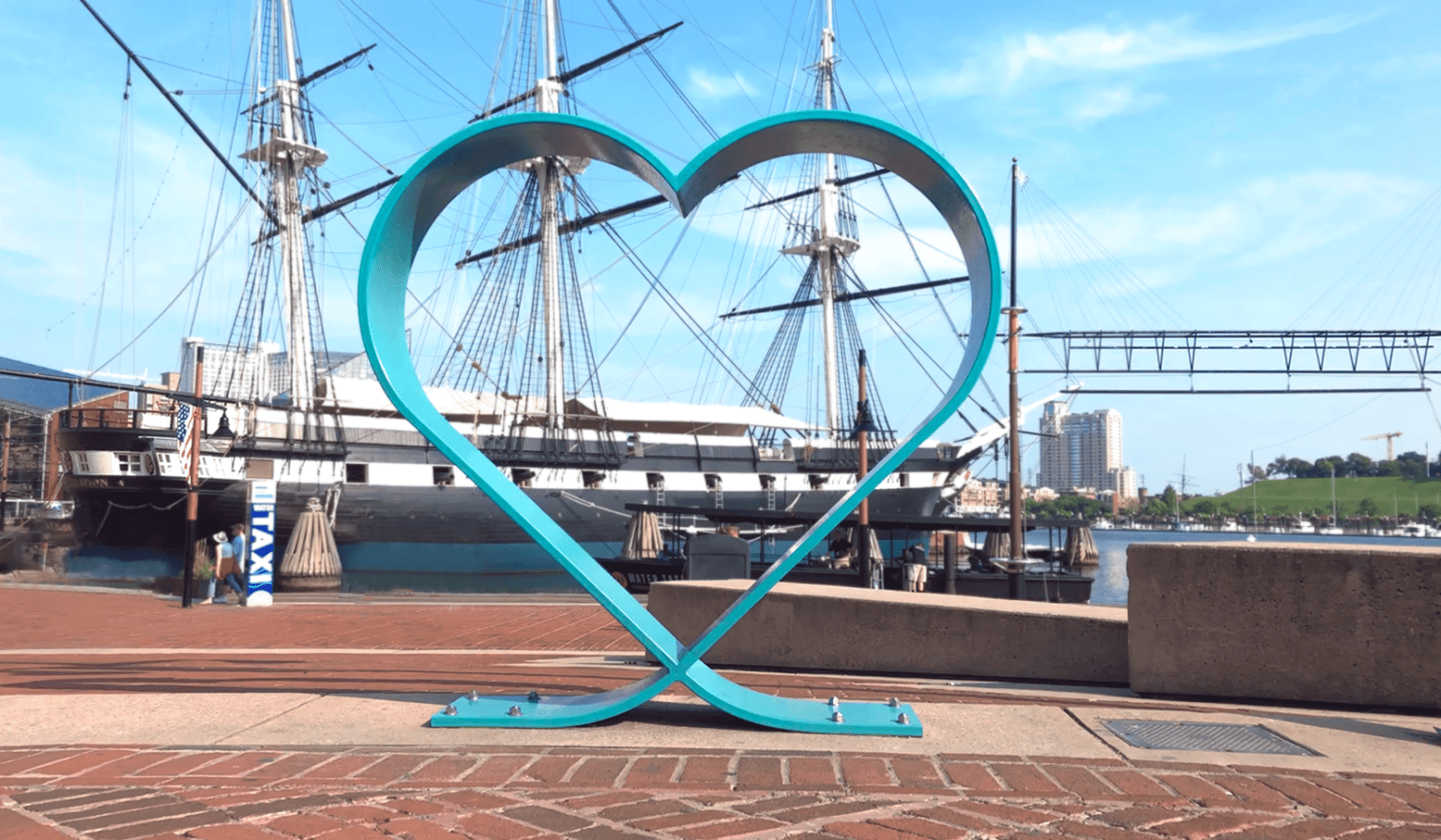 The Inner Harbor Project