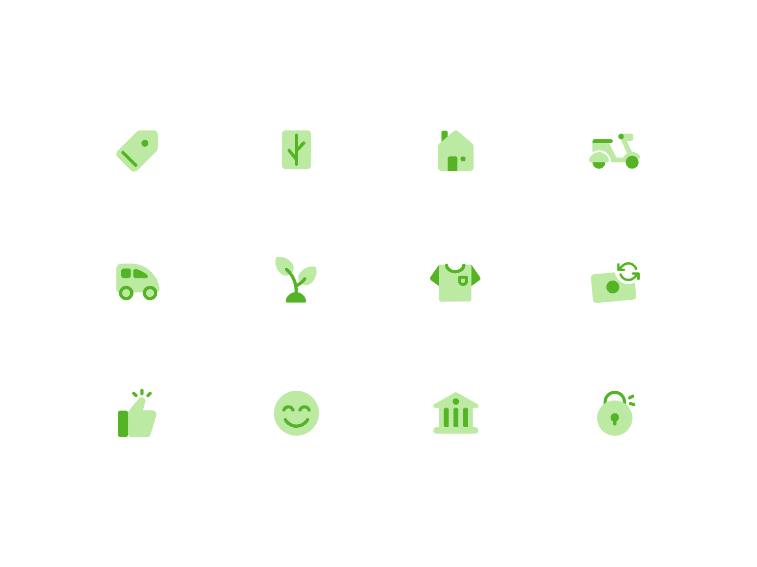 Icons and Illustrations