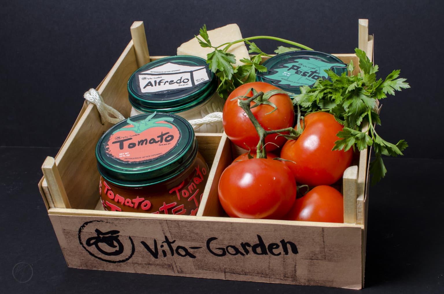 Vita-Garden Pasta Sauc