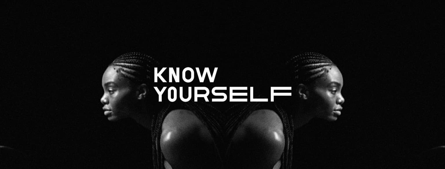 """WHOOP """"Know Yourself"""""""
