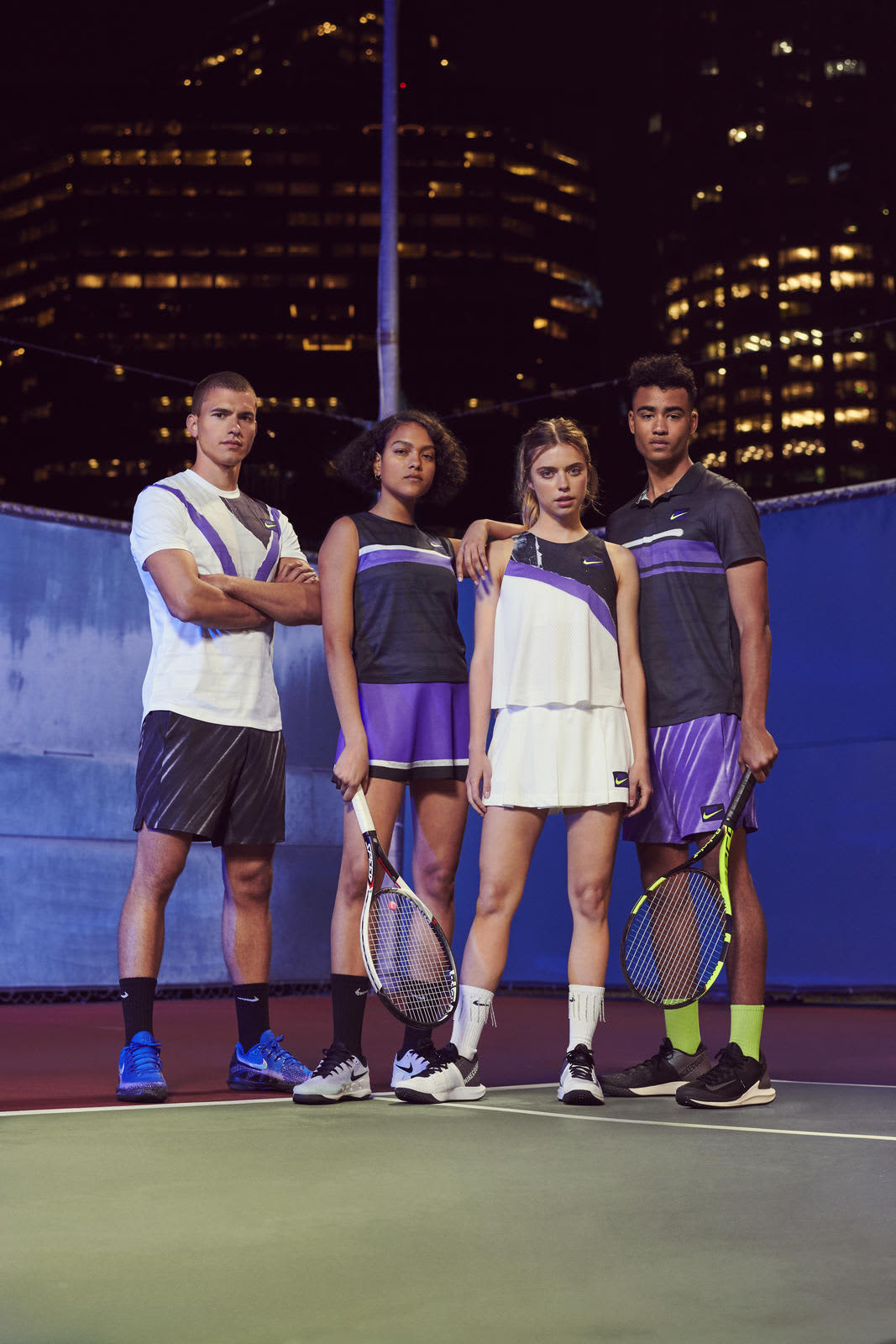 Nike Tennis - US Open 2019 - NYC Collection