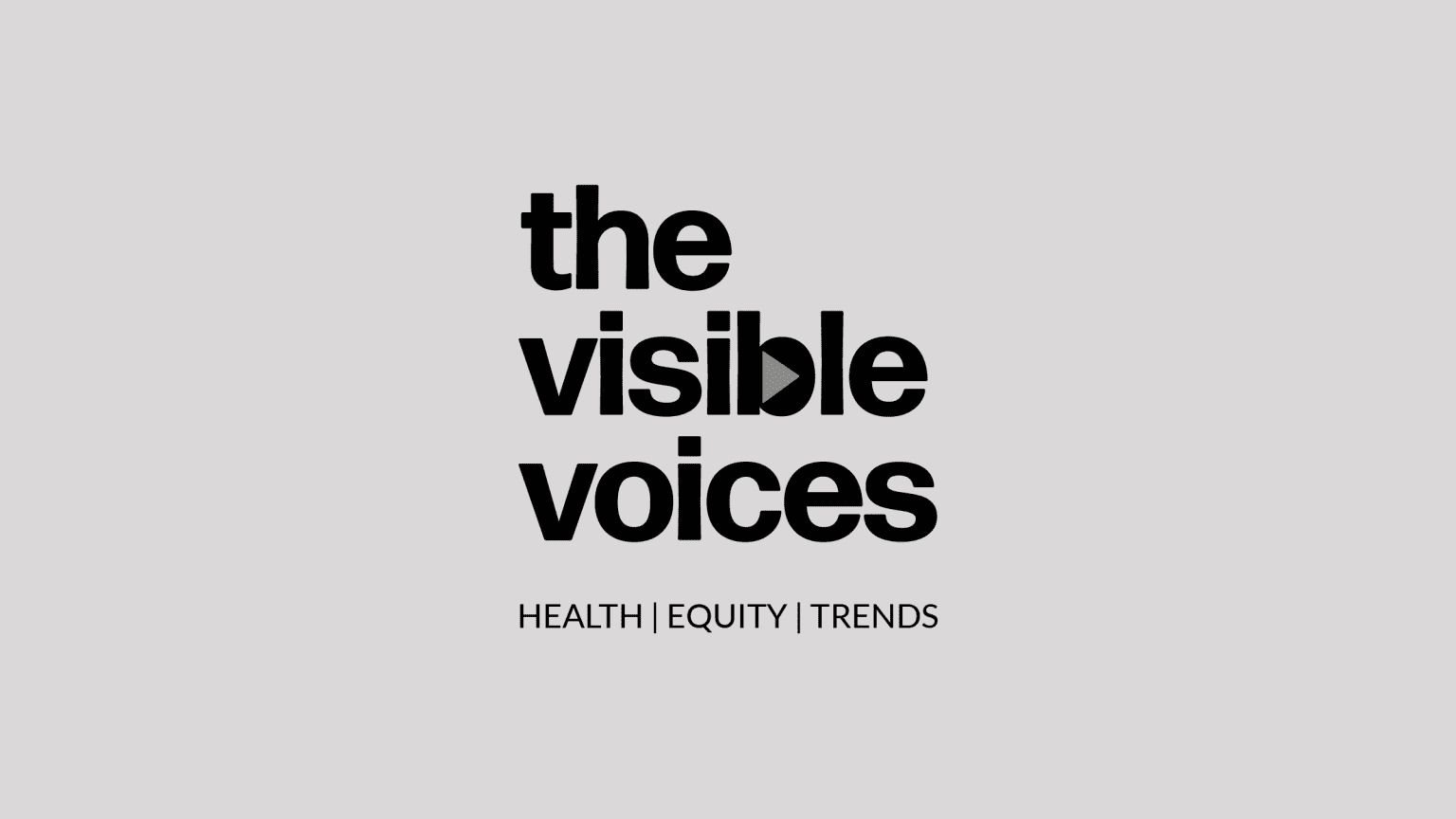 The Visible Voices Podcast
