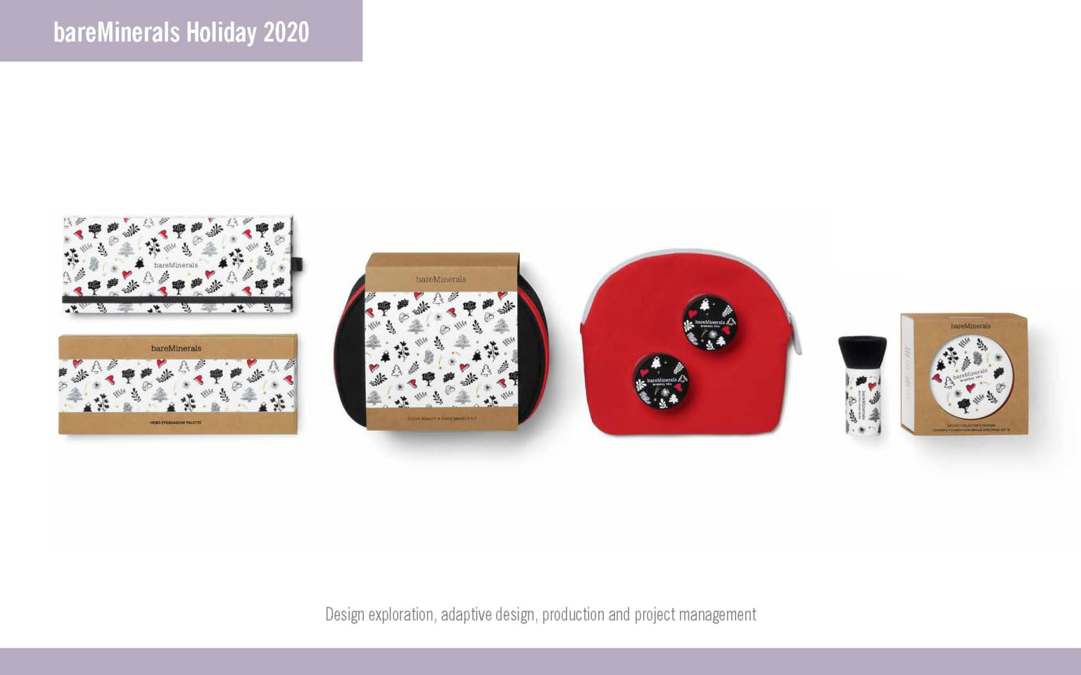 2020 Holiday Promotional Packaging