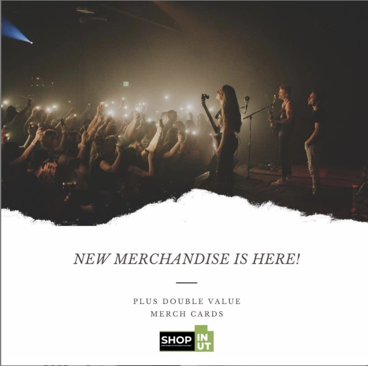 The State Room Presents   Merchandise E-commerce