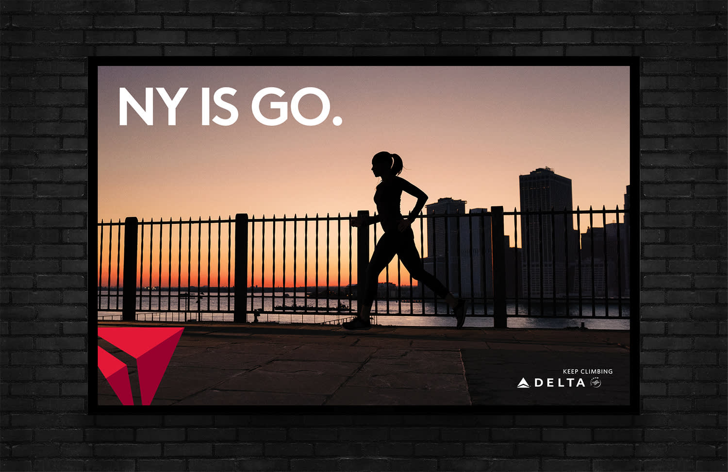 DELTA AIR LINES: NY IS GO — PHOTOGRAPHY DIRECTION