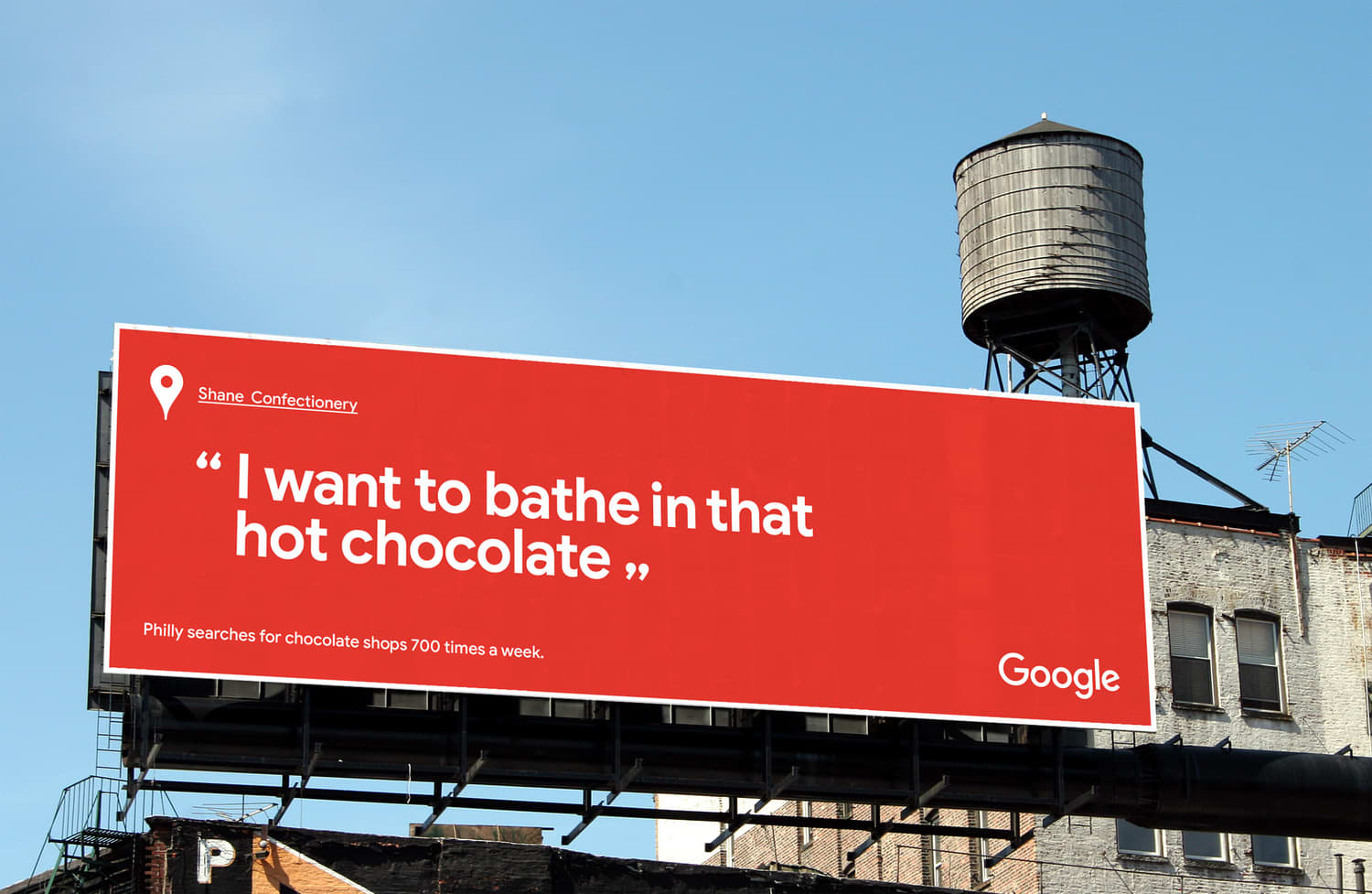 #SMALLTHANKS WITH GOOGLE — OOH CAMPAIGN