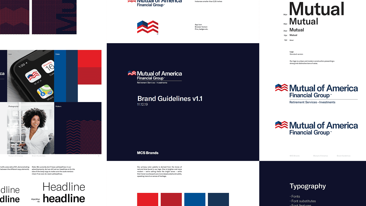 Mutual of America Brand Guidelines