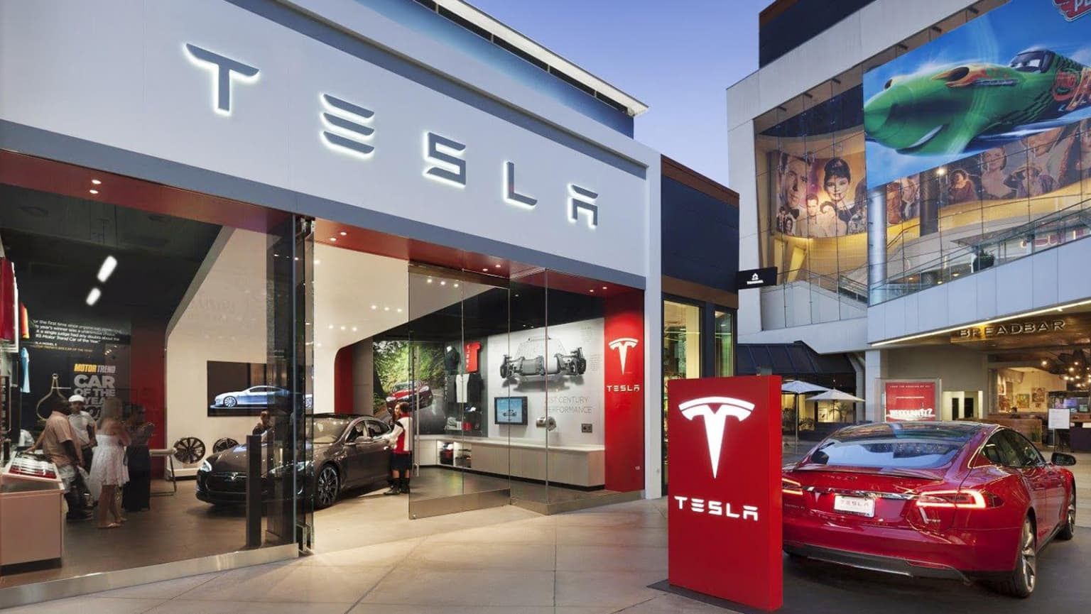 Tesla - Repairs, Maintenance, and In-Store Installation