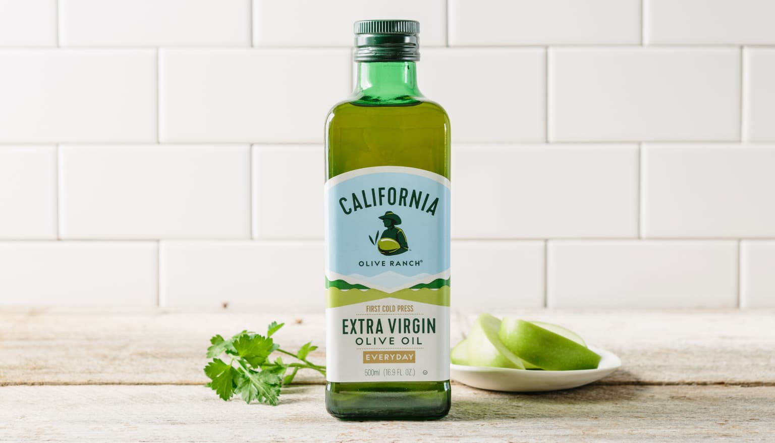 California Olive Ranch Branding & Packaging Redesign