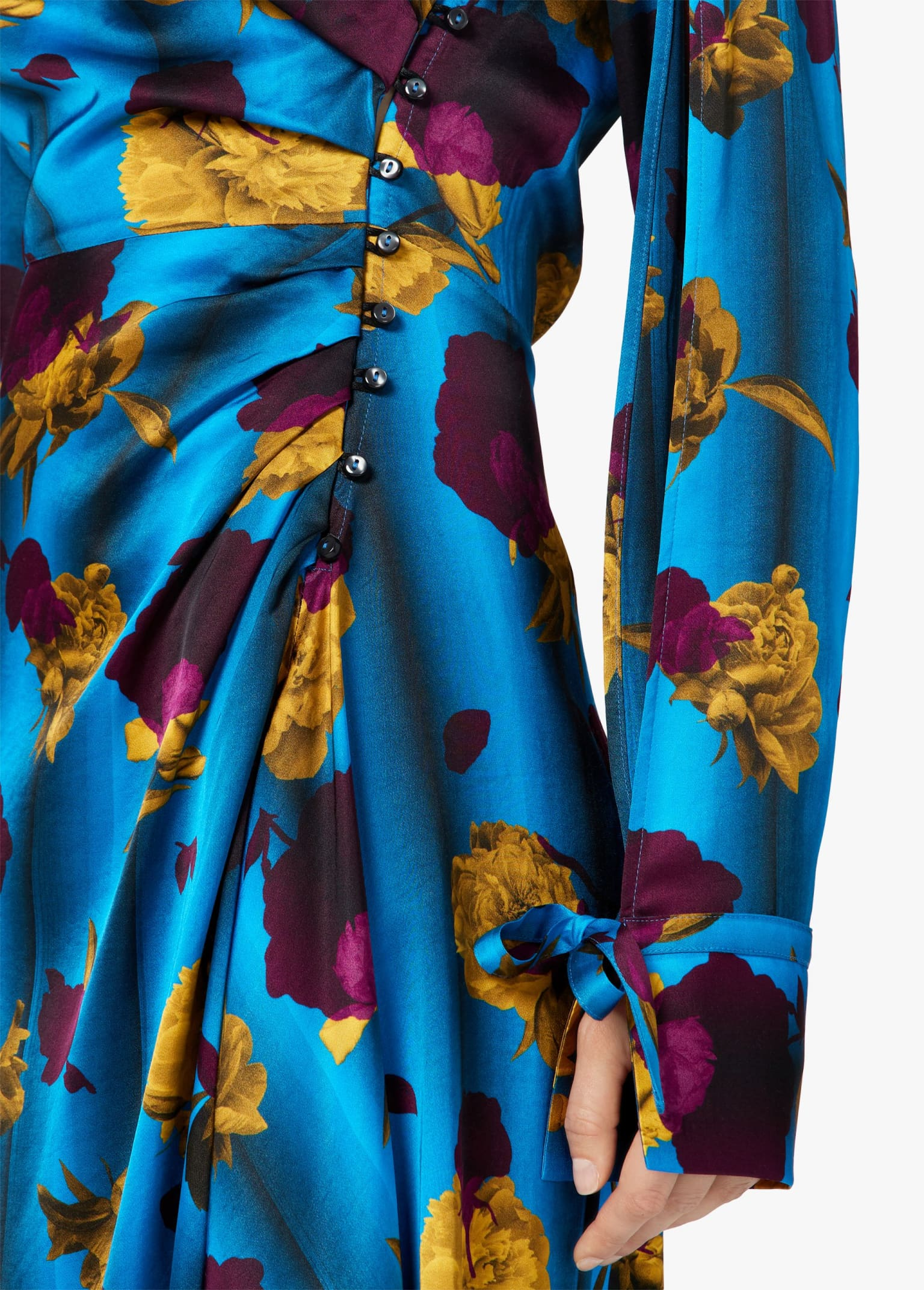 Opening Ceremony FA20 Floral Print Design