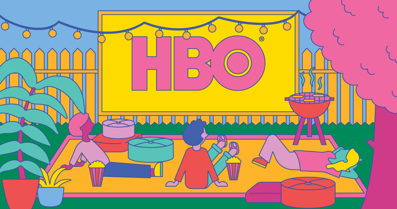 HBO Stay Home at the Movies