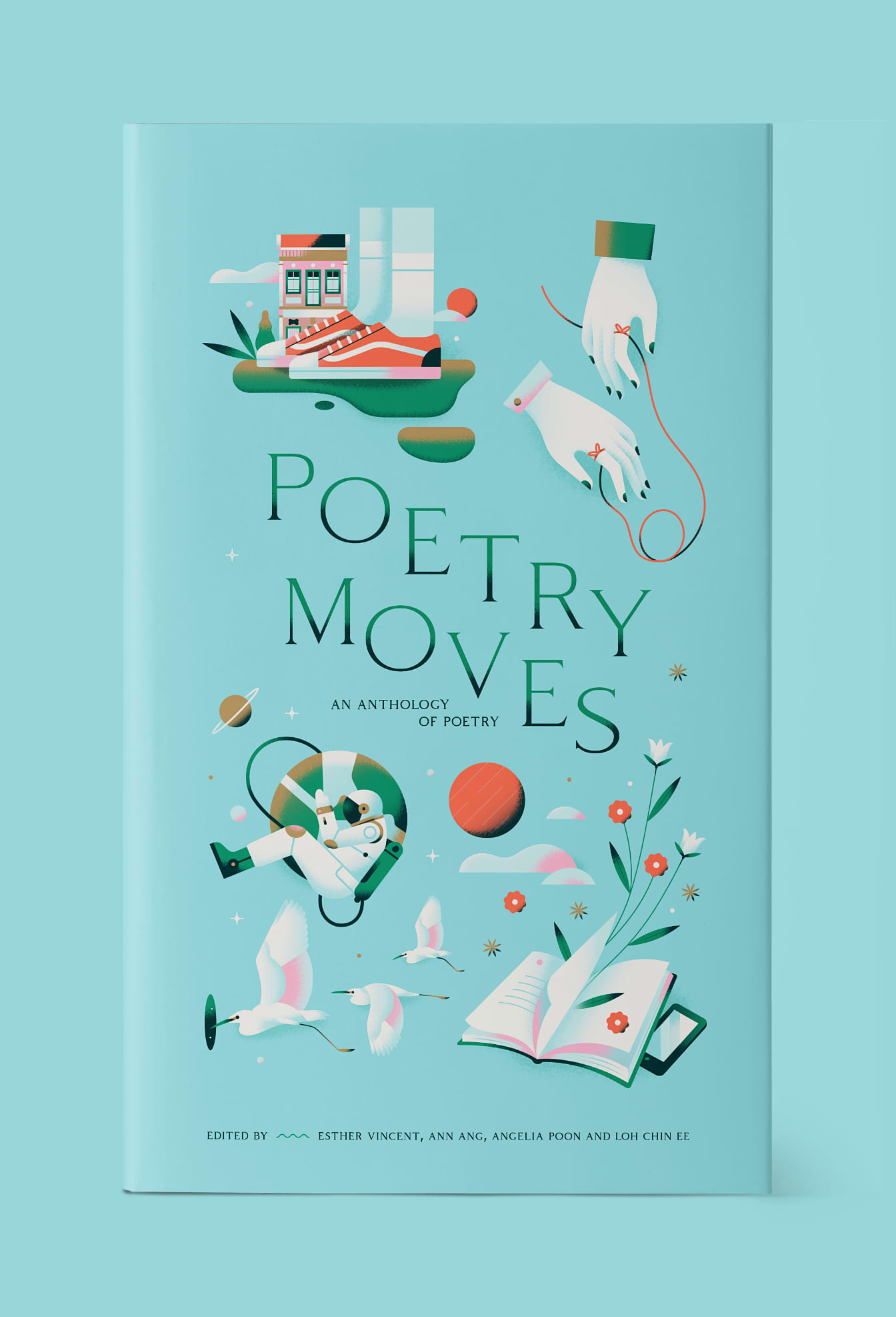 Poetry Moves