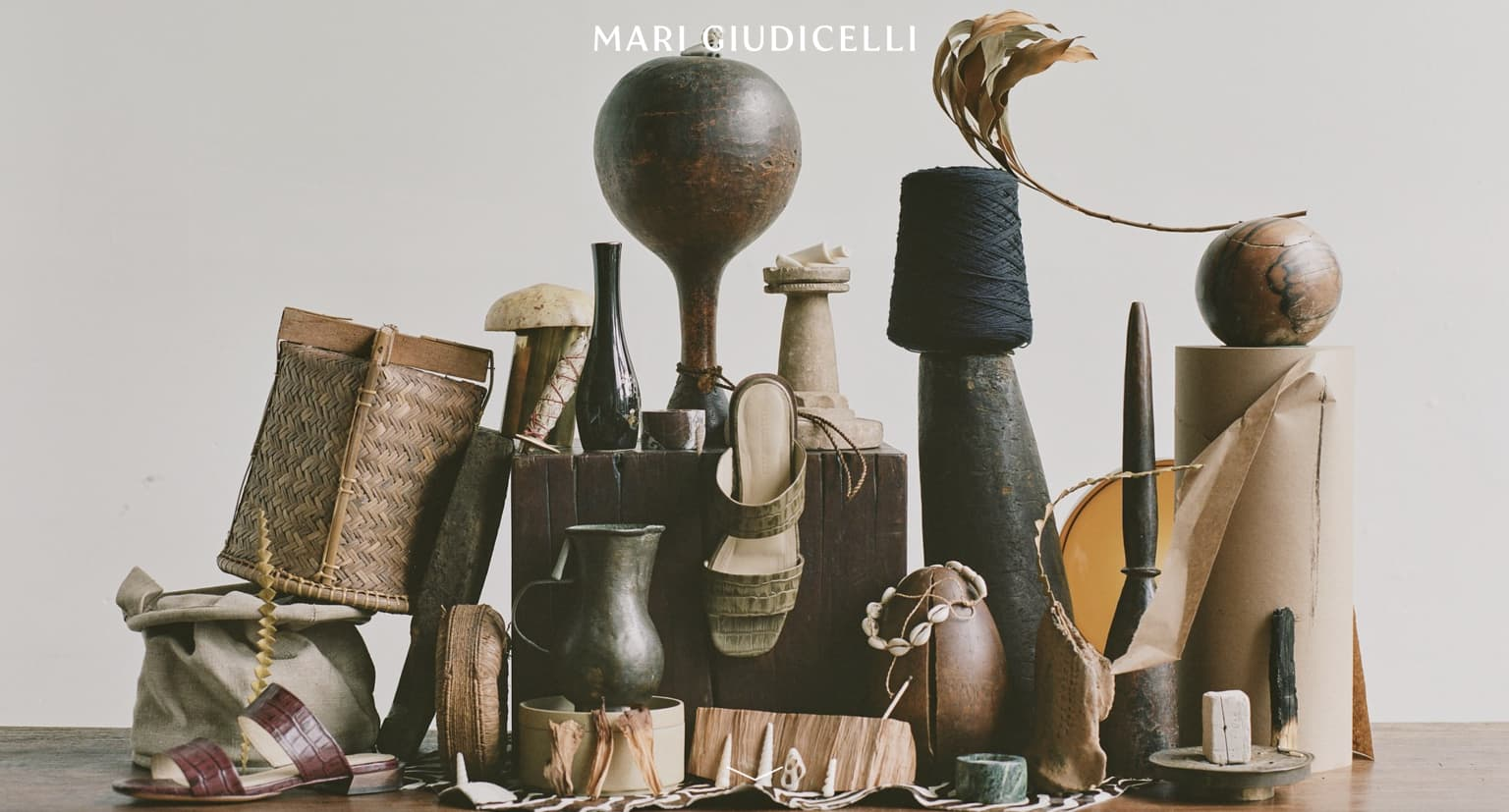 Mari Giudicelli Website
