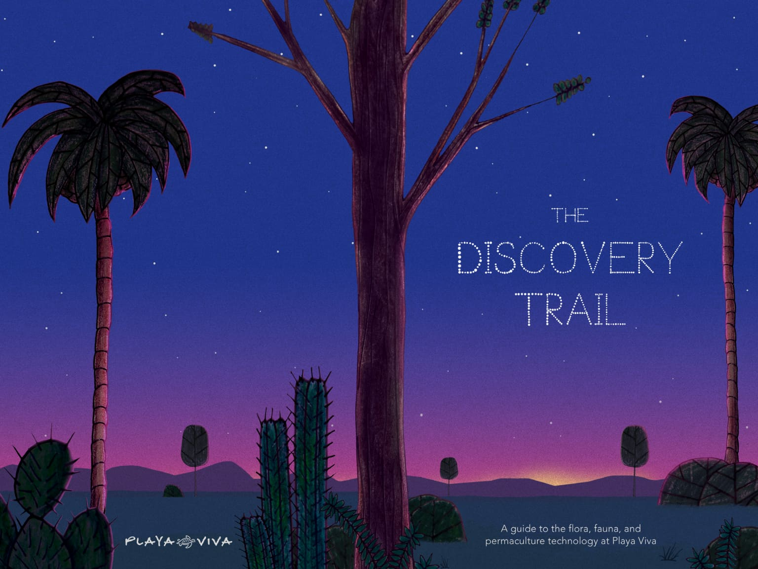 The Discovery Trail Guidebook