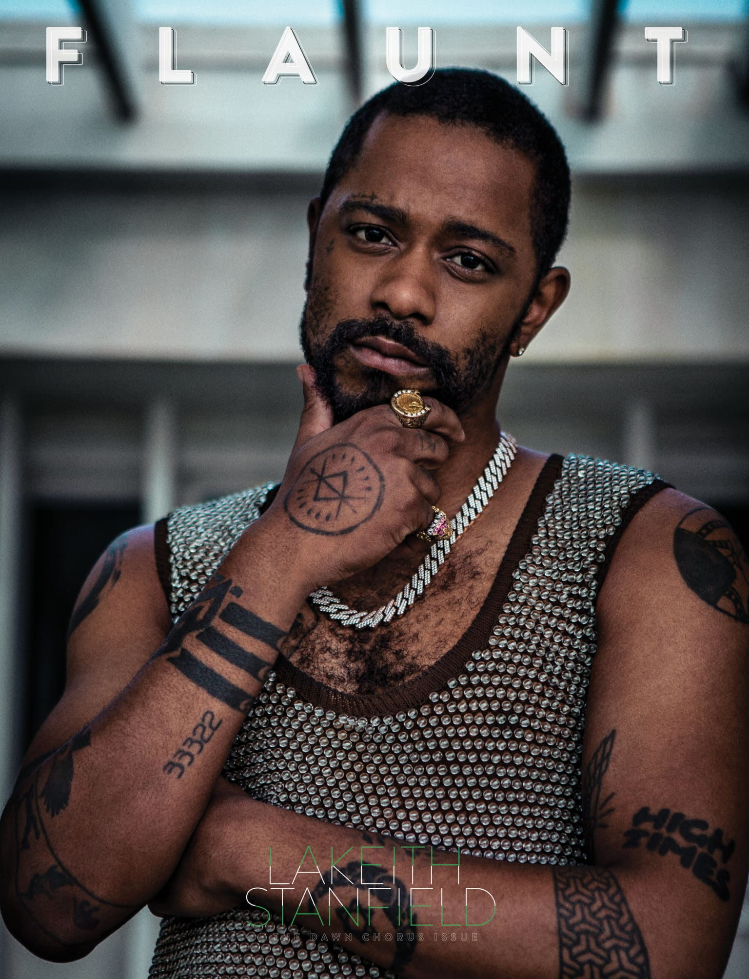LaKeith Stanfield / Flaunt Magazine