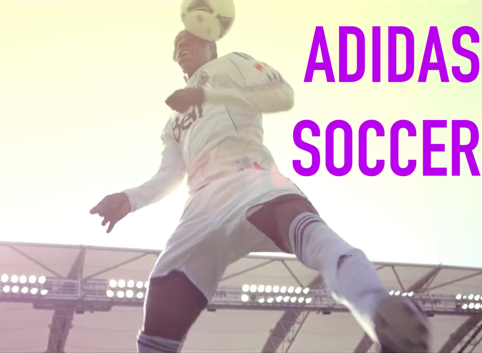 """Adidas Soccer """"Numbers"""""""